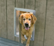 Dog Vue Kennel Door for indoor and outdoor dog kennels, dog houses and sheds