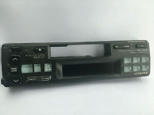 """Alpine TDM-7544r CONTROL FACEPLATE ONLY  """"old school"""""""