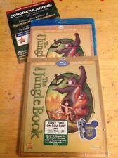 The Jungle Book (Blu-ray/DVD, 2014, 2-Disc Set, Diamond Edition)Authentic Disney