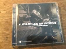 Classic Delta and Deep South Blues [CD Album] 2018