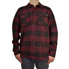 Dickies Sacramento maroon Hemd