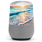 Skin Decal Vinyl Wrap for Google Home stickers skins cover/ sunset on beach