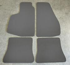 Autoteppiche Fußmatten für VW Golf 1 Cabrio Grau Velours 4teilig nicht original