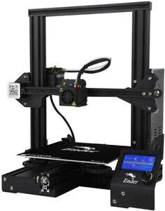 Imprimante 3D Creality Ender 3 Pro magnétique hot new 3d printer 220x220x250mm