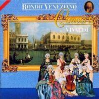 """RONDO VENEZIANO """"CONCERTO PER VIVALDI"""" CD NEUWARE"""