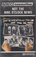 Not The Nine O' Clock News Cassette BBC Audio Comedy Atkinson Smith Jones