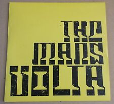 "THE MARS VOLTA Inertiatic ESP 2003 UK promo 1-sided vinyl 10"" UNPLAYED"