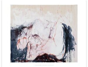 Tracey Emin -Because You Kept Touching Me Print - Sold Out