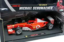 Hot Wheels Elite 1/18 - Ferrari F1 F2003 GA Japan GP 2003 Schumacher