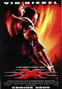 Xxx (Regulär Zweiseitig Plakat