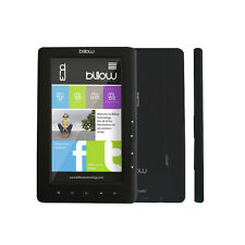 "BILLOW E2TB lector eBook 7"" 4GB Color Negro - Top ventas"