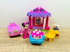 Lego Duplo Disney Minnie's Mouse Birthday Party Pink Car Cake Presents