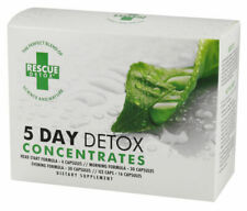 Rescue Detox Permanent 5 Day Detox Concentrates
