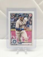 Kyle Lewis 2020 Bowman Rookie Card #78 Seattle Mariners