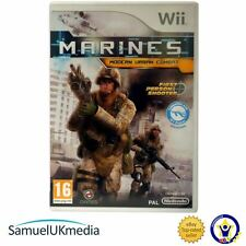 Marines (Wii) **GREAT CONDITION**