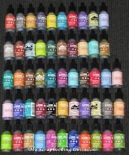 Tim Holtz Ranger 'ALCOHOL INK' x1 14ml (Choose from 75 Colours) Permanent