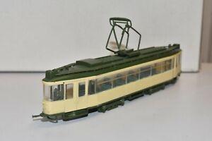 Straßenbahnmodell, Großer Hecht, Neutral, 1:87