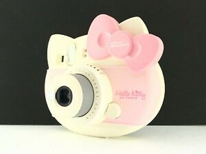 <NEAR MINT> Fujifilm Instax mini Hello Kitty Instant Film Camera Pink Japan 2515