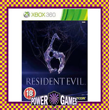 Resident Evil 6 (Microsoft Xbox 360) Brand New