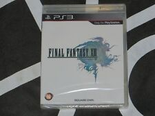 Playstation 3 PS3 Import New Game Final Fantasy XIII 13 Japanese Voice Subtitle