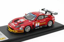 1/43 BBR FERRARI 575 GTC RED #9 FIA GT ESTORIL 2003 LIMITED 200 PCS BG250