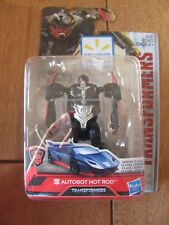 "Transformers The Last Knight AUTOBOT HOT ROD Legion Class 2.5"" Figure NEW"