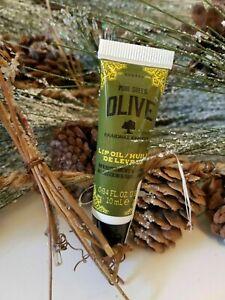 KORRES Pure Greek Olive Oil  LIP OIL Nourishment  & Shine Dry Lips 0.34oz Sealed