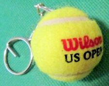 WILSON US Open TENNIS BALL keyring key chain keychain 1.75