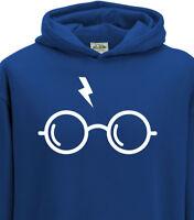 Kids Potter Lightning Glasses Scar Magic Not Leviosa Top Harry Pop 1399 Hoodie.