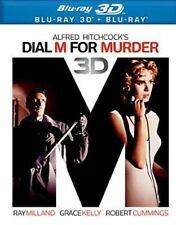 Dial M for Murder 0883929248391 With Alfred Hitchcock Blu-ray Region a