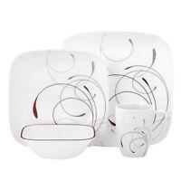 Corelle Splendor 16 Piece Dinnerware Set, Service for 4