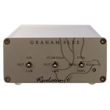 Graham Slee rivelazione C RIAA Equalizer offre PHONO STAGE