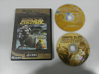 Ground Bedienung + Expansion Dunkel Conspiracy Set para PC Cd-Rom IN Spanisch -