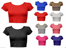 Unbranded Size Petite Short Sleeve Tops & Shirts for Women