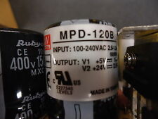 MPD-120B MEANWELL MEDICAL OPEN PCB SUPPLY BRAND NEW!