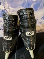 Bauer Supreme Custom 1,000 Hockey Skates 10.5