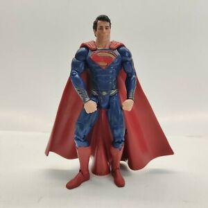 "Mattel DC Comics Movie Master Man of Steel Movie 6"" Superman Action Figure"
