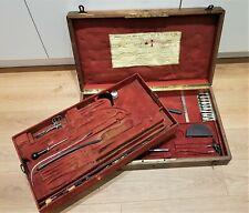 Grande boite pour instruments de chirurgie France, vers 1850