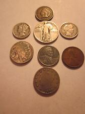 $Classic U.S Coin Estate Collection$ Includes Silver! Rare U.S. Coin Lot$