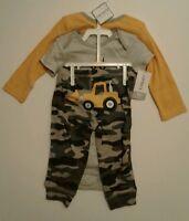 Genuine Kids Boys Toddlers Denim Shorts W//Adj Waist Light Blue Select Size 4007
