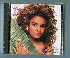 Desiree Coleman cd DESIREE © 1989 Motown MADE IN JAPAN # R32M-1068 Swing RnB