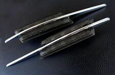 Per BMW e39 5er LED Frecce Laterali Nero Fumo Vetro M 5 m5 FRECCE 95-04 M-TECH