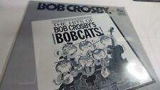 Bob Crosby The Hits of Bob Crosby's Bobcats 1985 Jazz PAUSA LP Vinyl sealed
