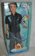 2004 Barbie My Scene Boy Doll River - Club Birthday New in Box