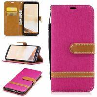Samsung Galaxy S8 Hülle Case Handy Cover Schutz Tasche Schutzhülle Bumper Pink