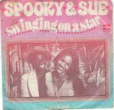 "Spooky & Sue - Swinging on a star (single 7"")"