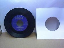 Old 45 RPM Record - Capitol F 1643 - Diana Lynn - Slaughter on Tenth Avenue / Bo