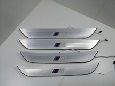 BMW 7 SERIES G11 M DOOR SILL ENTRANCE COVER FRONT ILLUMINATED 8061044 308