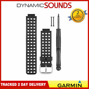 Garmin Approach S20 Black Strap Bands & Tools for GPS Golf Watch 010-12361-01