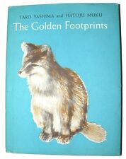 The Golden Footprints 1960 First Edition Childrens Book With Dust Jacket